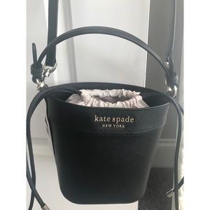 Kate Spade Twill Lined Bag
